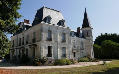 Stage au Château des Landes (Jarzé), été 2019